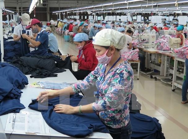 Vietnam e India intensifican cooperacion en sector de confecciones textiles hinh anh 1