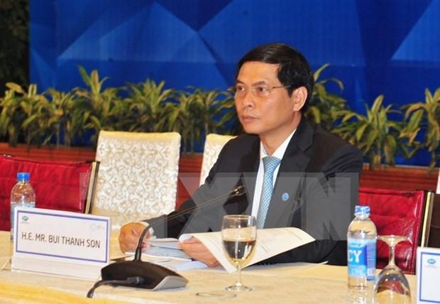 Iniciativas de Vietnam reciben respaldo de otros miembros de APEC, afirma vicecanciller hinh anh 1