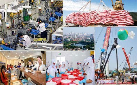 Vietnam afronta obstaculos para alcanzar objetivo de crecimiento economico hinh anh 1