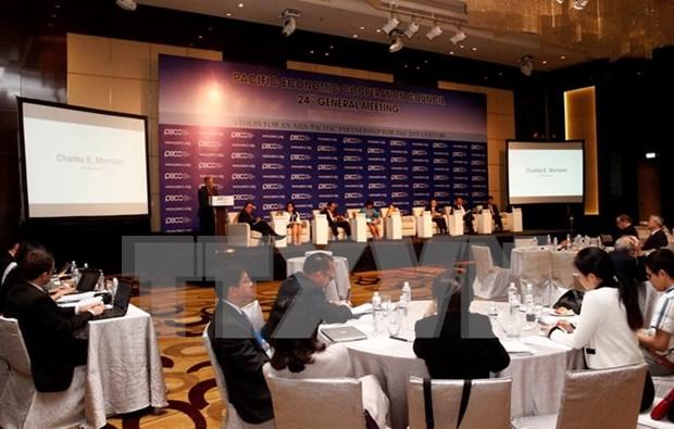 Dispuesto Vietnam a acoger reunion XXIII de Ministros de Comercio del APEC hinh anh 1