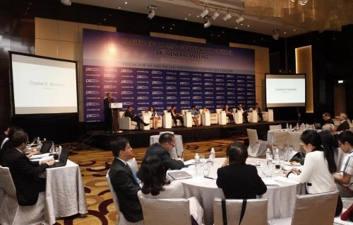 Ministros del APEC revisaran la implementacion de prioridades del ano 2017 hinh anh 1