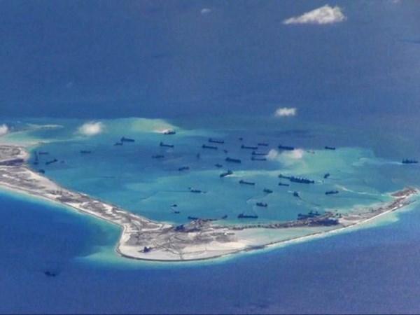 Funcionarios de ASEAN y China efectuaran reunion sobre Mar del Este hinh anh 1