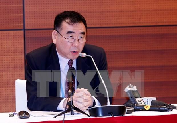 Preven crecimiento de 3,8 por ciento de economia del APEC en periodo 2017-2018 hinh anh 1