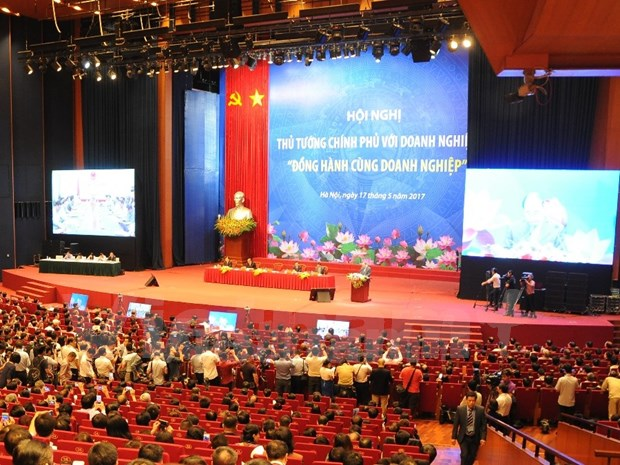 Vietnam por resolver dificultades para empresas hinh anh 1