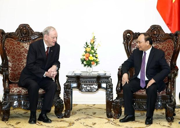 Vietnam aspira a cooperar con Canada en explotacion de aeropuertos hinh anh 1