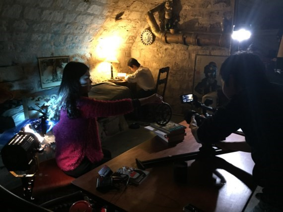 Documental mostrara pasajes ineditos de vida de Ho Chi Minh en Francia hinh anh 1