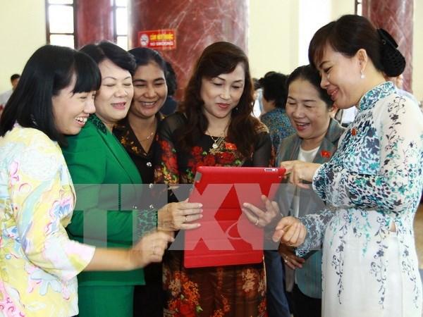 Vietnam intensifica lucha contra discriminacion femenina hinh anh 1