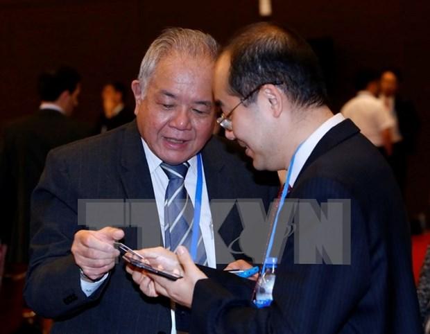 APEC 2017: Aparatos moviles generan oportunidades para empresas hinh anh 1