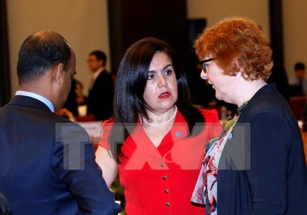 APEC logra avances en cuatro prioridades de cooperacion hinh anh 1