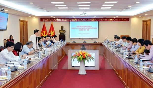 VNA fomenta cooperacion con representaciones diplomaticas vietnamitas en extranjero hinh anh 1