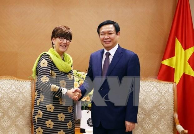 Impulsan cooperacion en inversion entre Vietnam y Belgica hinh anh 1