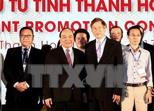Premier vietnamita exhorta a Thanh Hoa a ser ejemplo en atraccion de inversion hinh anh 1