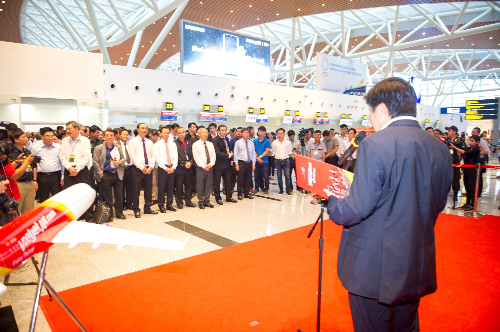 Vietjet inaugura ruta aerea Da Nang – Seul hinh anh 1