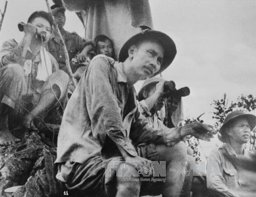 Conmemoran en Cuba natalicio del Presidente Ho Chi Minh hinh anh 1