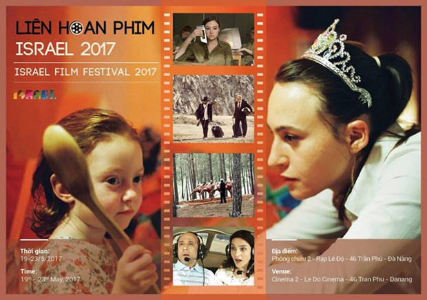 Festival de filme en Da Nang refleja la cultura y la tradicion de Israel hinh anh 1