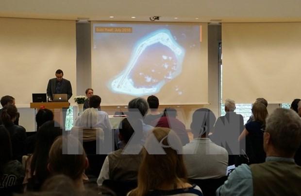 Efectuan seminario sobre Mar del Este en Alemania hinh anh 1