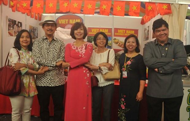 Vietnam participa en la Feria de Culturas Amigas en Mexico hinh anh 2