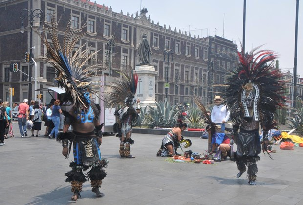Vietnam participa en la Feria de Culturas Amigas en Mexico hinh anh 6