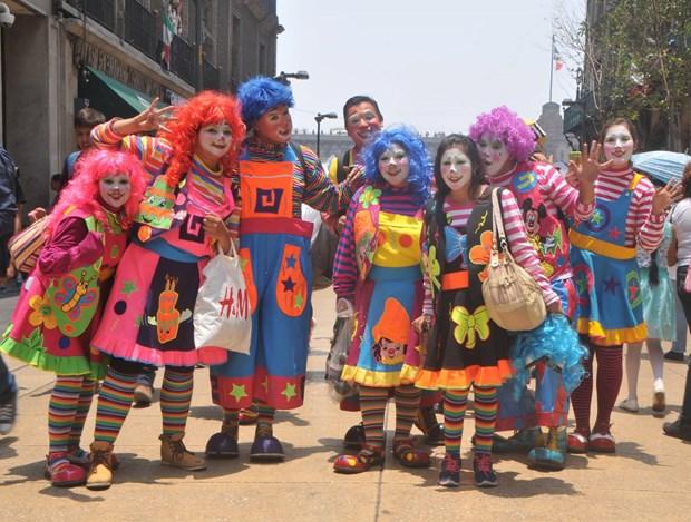 Vietnam participa en la Feria de Culturas Amigas en Mexico hinh anh 8