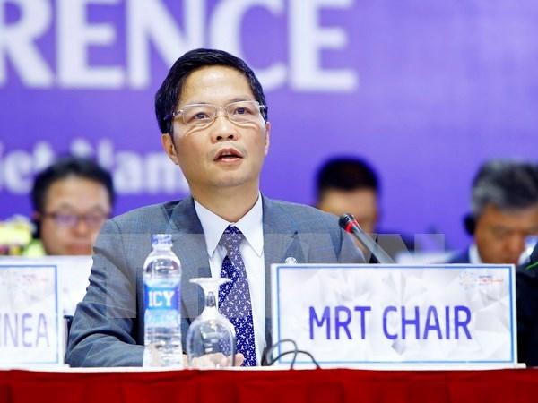 APEC reitera compromiso con comercio multilateral sostenible y transparente hinh anh 1