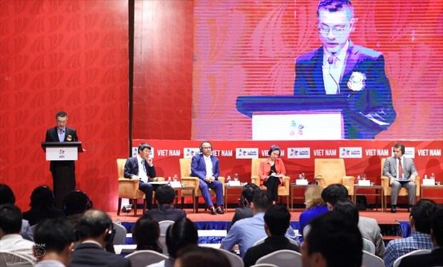Vietnam y Alianza del Pacifico promueven nexos comerciales e inversionistas hinh anh 1