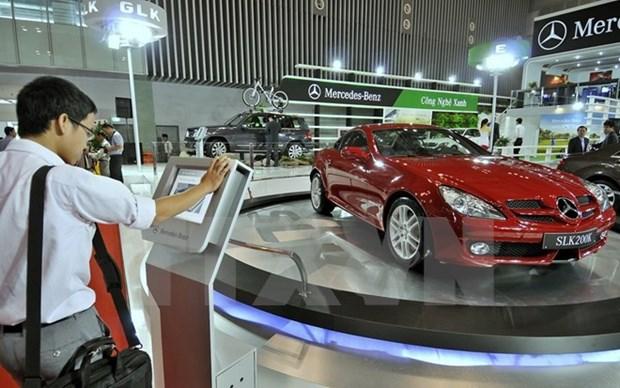 Mercado automovilistico de ASEAN gozara de senales positivas en 2017 hinh anh 1