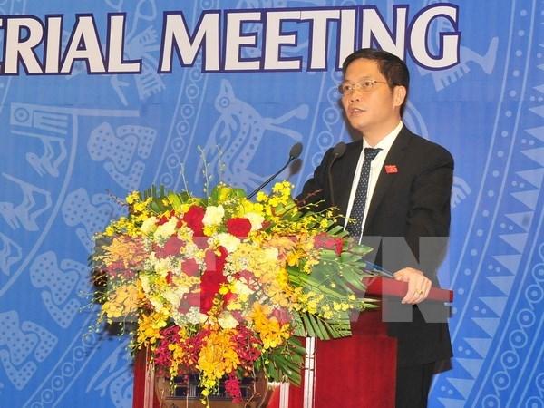 Debaten sobre comercio y servicios en paises del RCEP hinh anh 1