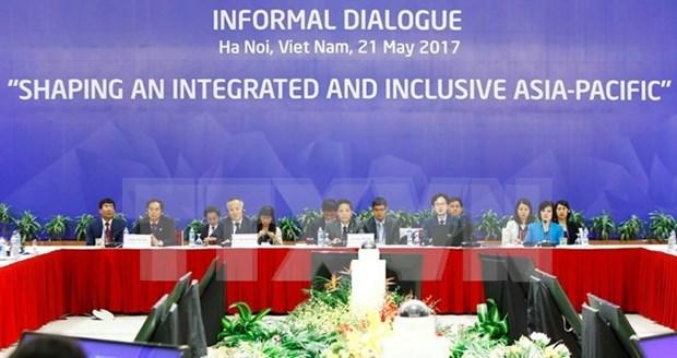 Acontece dialogo sobre la formacion de un Asia-Pacifico integrado e inclusivo hinh anh 1
