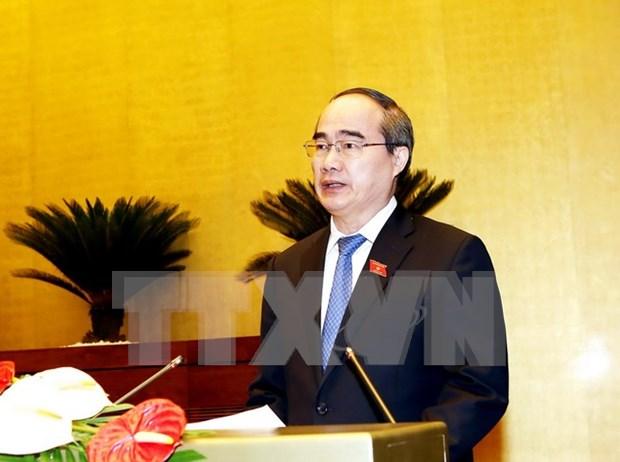 Opiniones de electores se presentan ante el Parlamento vietnamita hinh anh 1