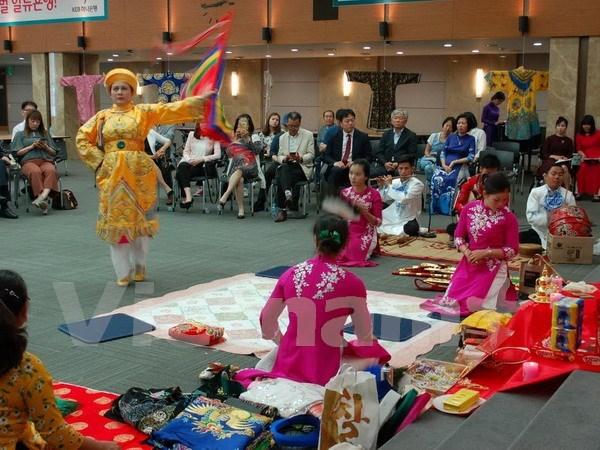 Promueven en Sudcorea culto a Diosas Madres de Vietnam hinh anh 1