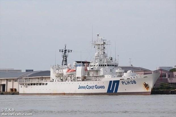 Guardia costera de Japon apoya a Vietnam en fortalecimiento de seguridad maritima hinh anh 1
