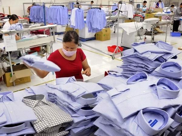 Cuestion de origen, importante exigencia de EVFTA para productos textiles de Vietnam hinh anh 1