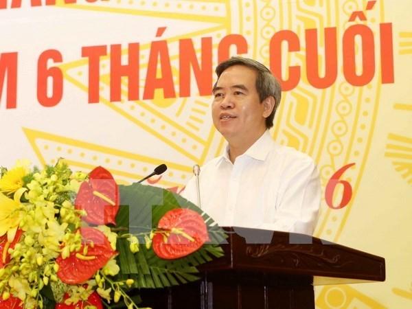Alto funcionario del PCV resalta cooperacion Vietnam- Japon hinh anh 1