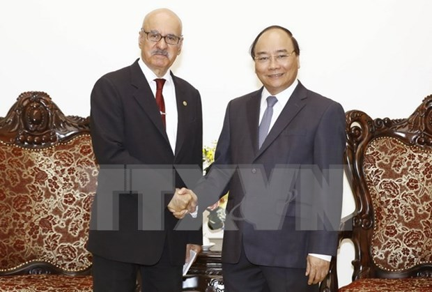 Premier vietnamita recibe a director general del OPEP hinh anh 1