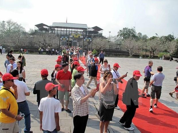 Vietnam realiza programa de promocion turistica en China hinh anh 1