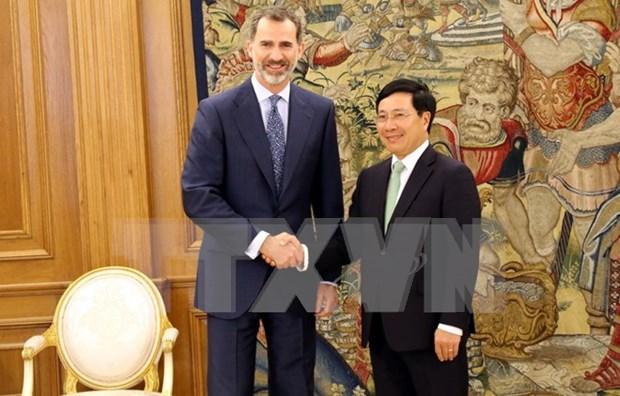 Vietnam, socio importante de Espana en Asia Pacifico hinh anh 1