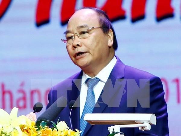 Visita a EE.UU. del premier vietnamita destina a promover asociacion binacional hinh anh 1