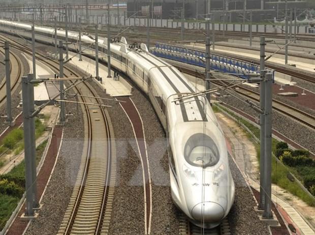 Iniciaran proyecto ferroviario de alta velocidad Tailandia – China hinh anh 1