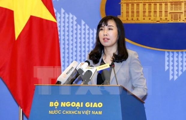 Vietnam informa sobre labor de proteccion de ciudadanos en el extranjero hinh anh 1