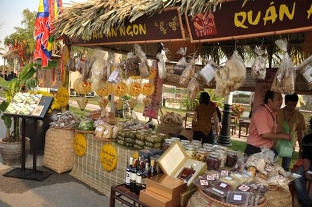 Efectuaran programa de intercambio cultural gastronomico en Hanoi hinh anh 1