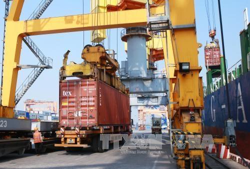 Laos acelera implementacion del acuerdo maritimo con Vietnam hinh anh 1