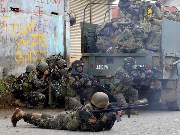 Filipinas: combatientes extranjeros estan en filas del grupo terrorista Maute hinh anh 1