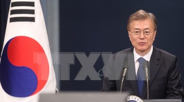 Sudcorea aspira a impulsar nexos economicos y diplomaticos con Indonesia hinh anh 1