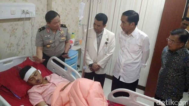 Indonesia acelera modificacion de ley antiterrorista hinh anh 1