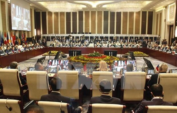 Vietnam participa en conferencia de ASEM sobre empoderamiento de mujeres hinh anh 1