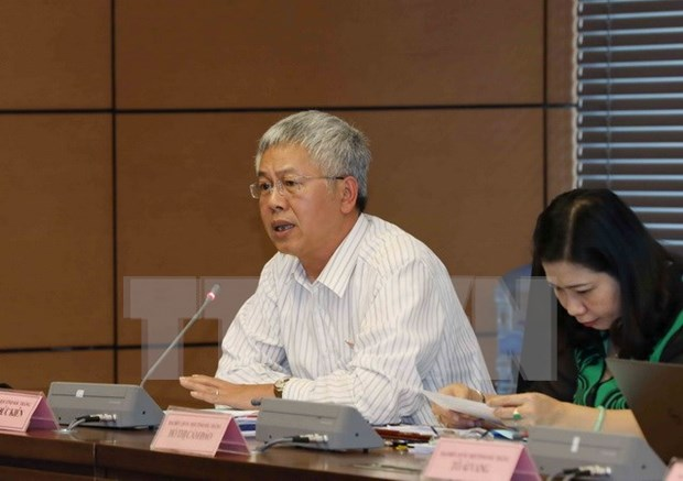 Diputados vietnamitas expresan apoyo a resolucion sobre deudas incobrables hinh anh 1