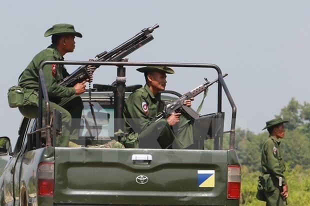 Myanmar: Grupos armados no signatarios del NCA abandonan conferencia de paz sin llegar a acuerdo hinh anh 1