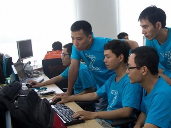Industria de videojuegos de Vietnam aspira a ingresar mil millones de dolares anuales hinh anh 1
