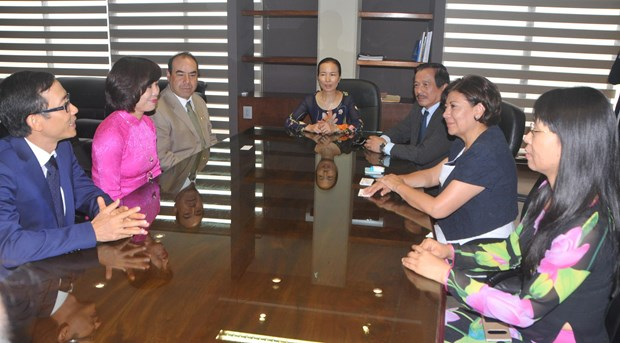 Impulsan cooperacion entre localidades vietnamitas y mexicanas hinh anh 2