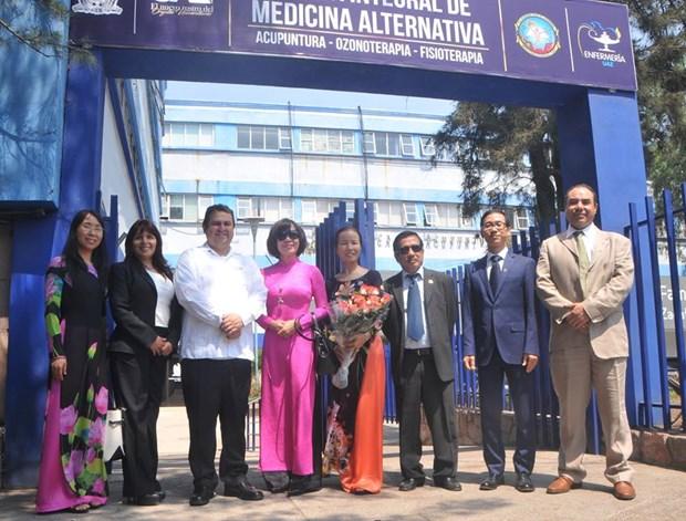 Impulsan cooperacion entre localidades vietnamitas y mexicanas hinh anh 4